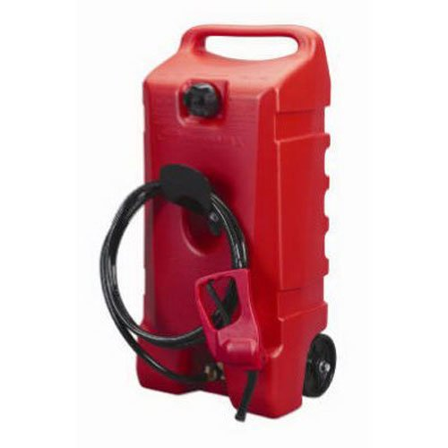 Fluid Transfer Pump, Rolling Gas Can